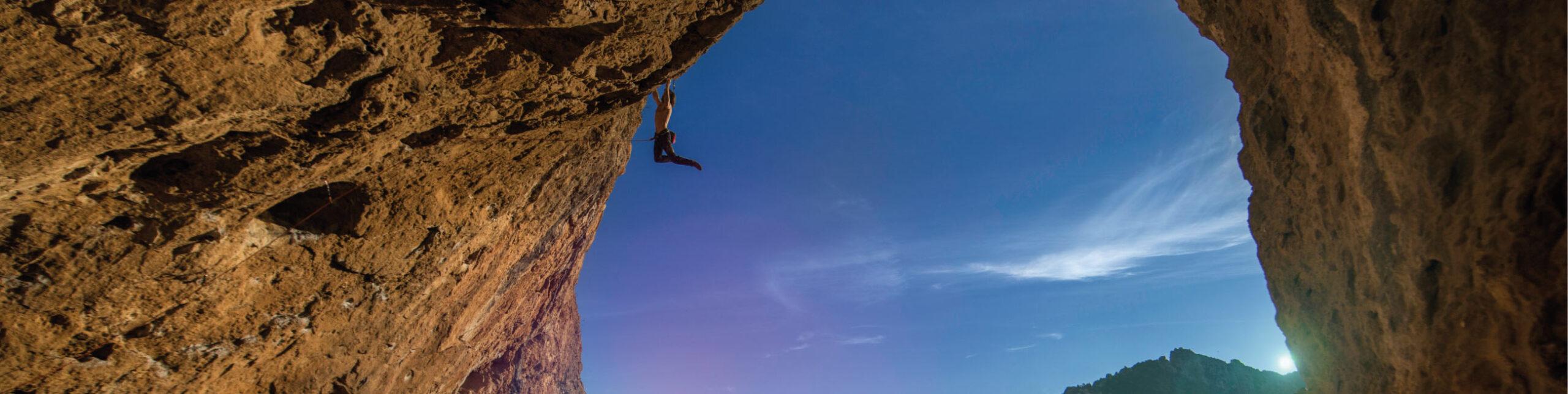 Climbing in Sant Llorenç de Montgai and Camarasa