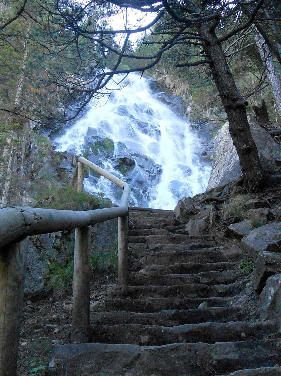 Cascada de l'Estany Gerber