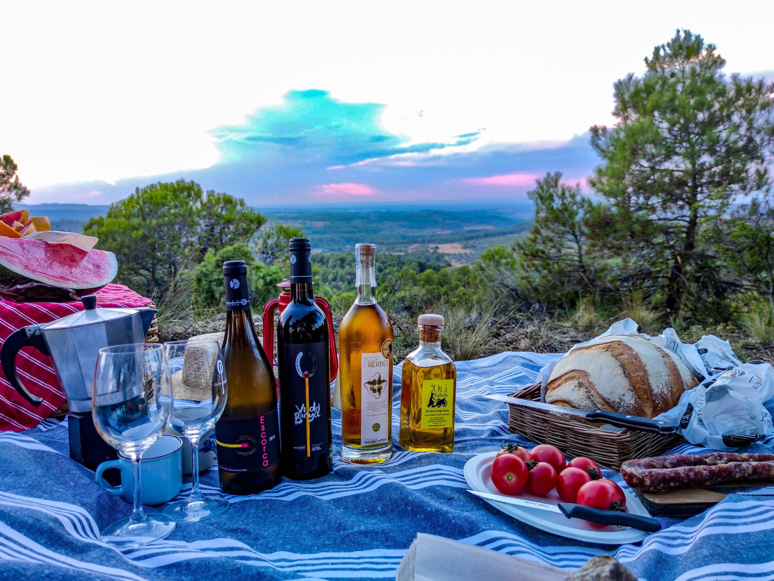 Fulleda Turisme Actiu Les Garrigues Lleida productes de proximitat