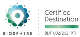 Biopshere certified