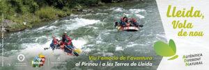 Faldó publicitat Ara Lleida Campanya estiu 2021