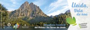 Faldó publicitat Ara Lleida natura Campanya estiu 2021