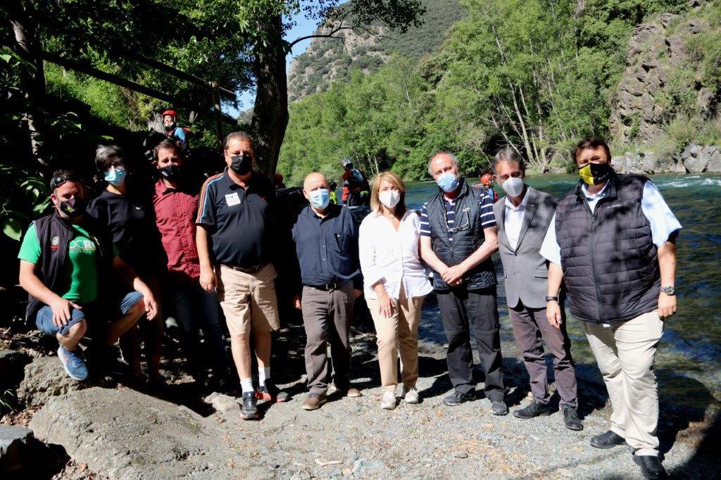 Foto Trobada Associació Empreses Turisme Actiu Pallars Sobirà