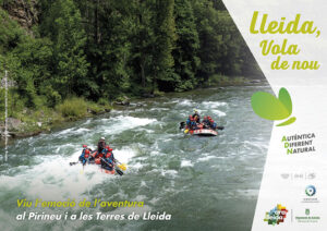 Mitja plana publicitat Ara Lleida actiu Campanya estiu 2021