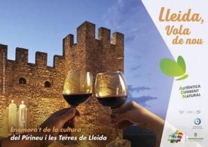 Mitja plana publicitat Ara Lleida cultura Campanya estiu 2021