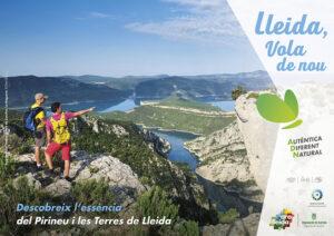 Mitja plana publicitat Ara Lleida natura Campanya estiu 2021