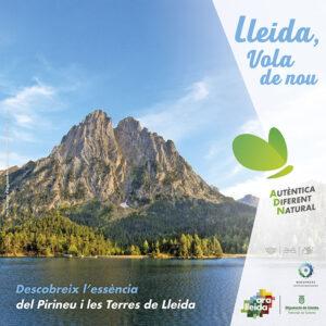 Mòdul publicitat campanya natura estiu Ara Lleida 2021