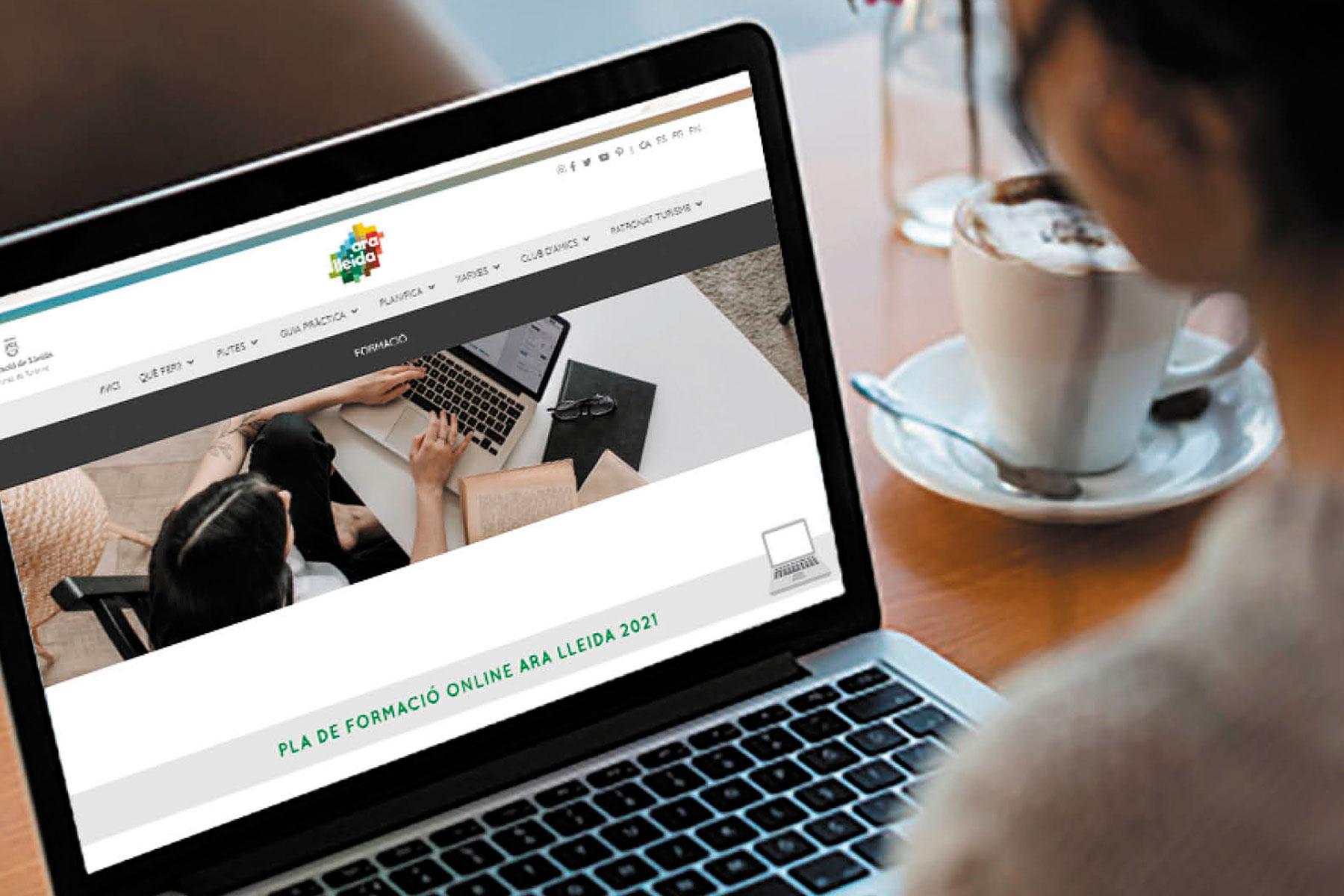 Pla online Ara Lleida 2021 sobre sostenibilitat