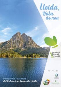 Pòster turisme natura Ara Lleida 2021