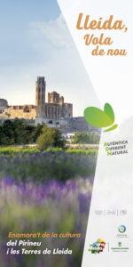 Banner campanya estiu Ara Lleida 2021. Turisme cultural