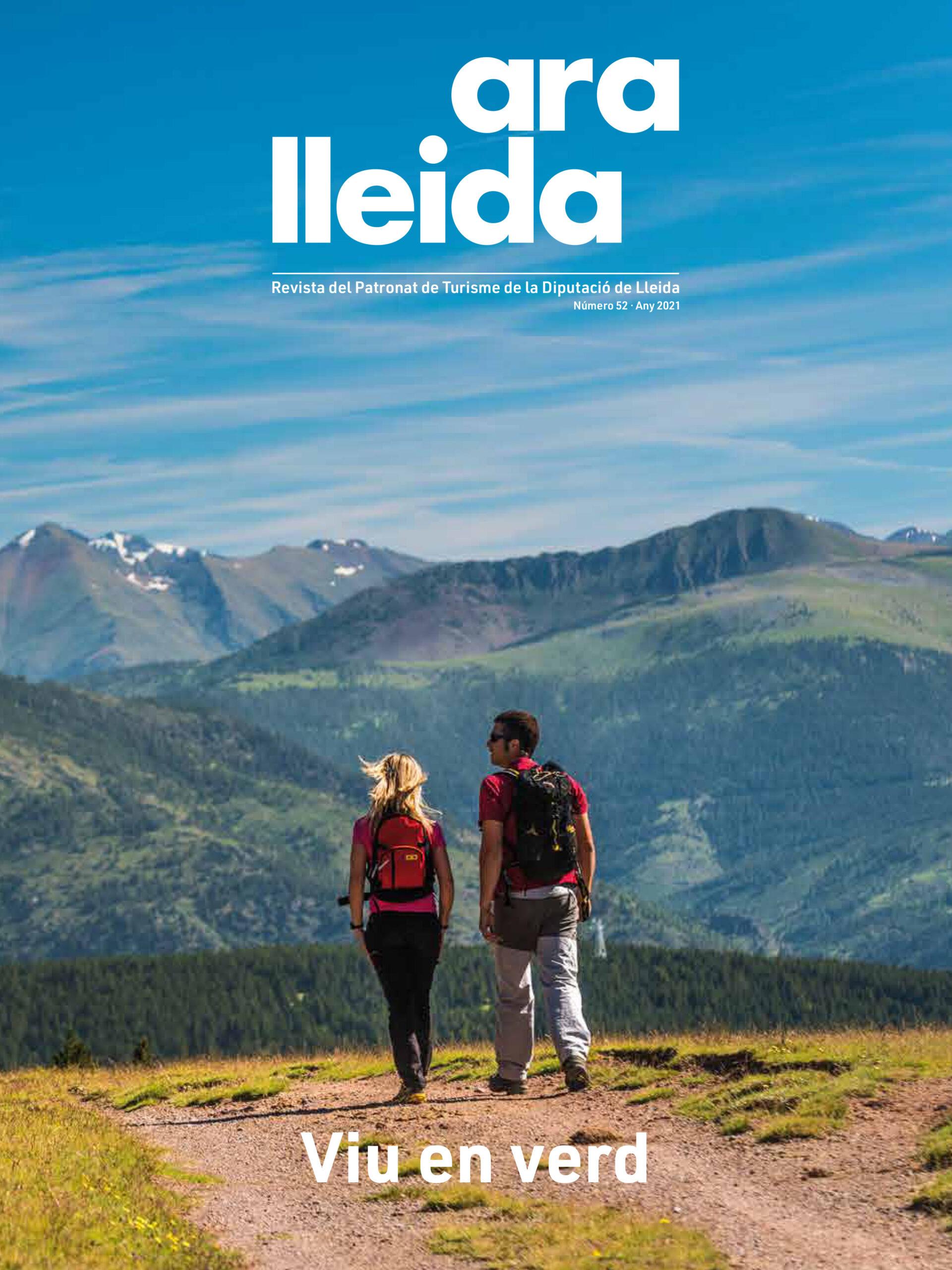Revista Ara Lleida 52 Portada