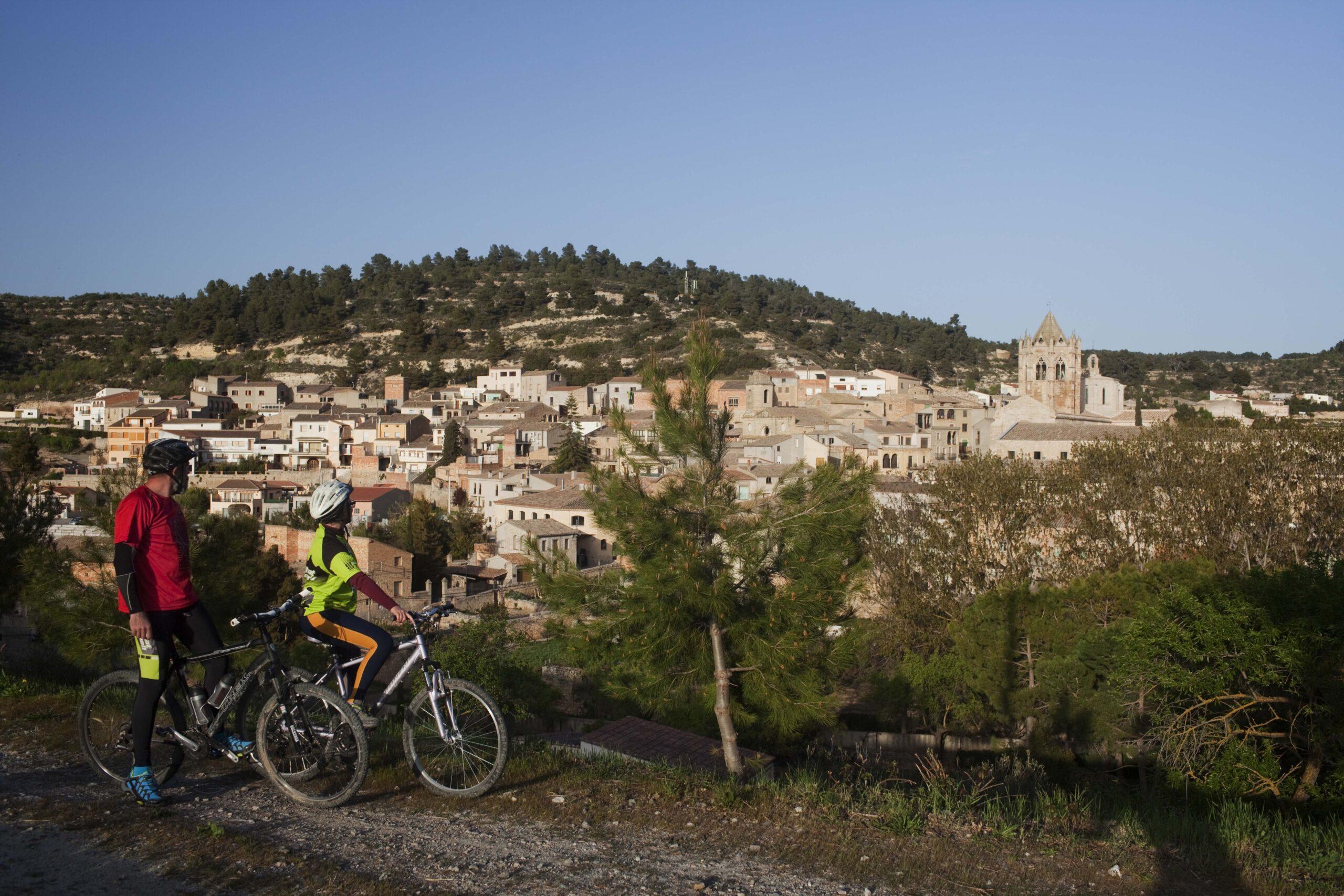 BTT a Vallbona de les Monges. Urgell